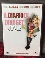 IL Diario Di Bridget Jones DVD Nuovo Sigillato Reneè Zellweger Hugh Grant Firth