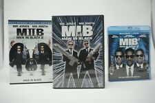 Men in Black 1, 2 (Dvd) and 3 (Blu-ray)