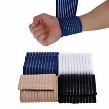 Black Adjustable Compression Wrist Support Twist Sprain Hand Relief Sleeve Gym
