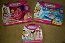 LOT OF 3 CHIXOS PLAYSETS - BRAND NEW