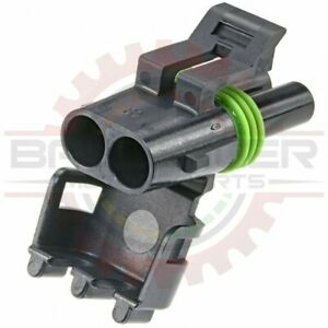 For GM Delphi / Packard - 2-way Weatherpack Plug Connector