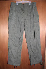 NEW US Military Issue Desert Night Camo Pants Trousers Medium Long