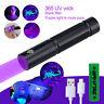 UV Flashlight Black Light Flashlight Ultraviolet LED Pet Urine Stains Detector