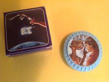 ET E.T. The Extra Terrestrial Vintage 1983 AVON Elliott Decal Soap