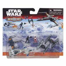 NWT Star Wars Force Awakens Micro Machines Deluxe Vehicle Pack Galactic Showdown