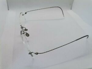 LINDBERG SPIRIT TITANIUM 135 Wire Eyewear RX Optical FRAMES Eyeglasses Glasses