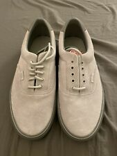 Gray Vans Era with Gumsoles shoes - MENS size 10.5.