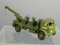 """DINKY TOYS MODEL No 626  """"FORD"""" MILITARY  RECOVERY WAGON   """"CODE 3""""   CONVERSION"""