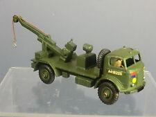 """DINKY TOYS modello N. 626 """"FORD"""" Carro recupero MILITARE """"Conversione di CODICE 3"""""""