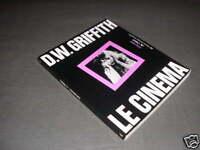 D.W. Griffith  par Brion cinéma filmographie et bio