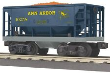 MTH 30-75293 ANN ARBOR ORE CAR , NEW  RAILKING O GA 3 RAIL RD # 10258