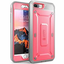 SUPCASE Full Body Rugged Case w/ Screen Protector for Apple iPhone 7 Plus 8 Plus