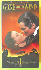 NEW! SEALED! Clark Gable Vivien Leigh GONE WITH THE WIND Double VHS 1998