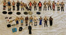 2010 Mattel WWE Wrestling Action Figure Lot Of 22