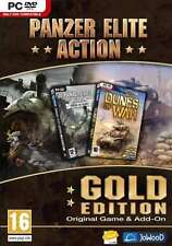 Panzer Elite Action Gold Edition - PC DVD - Brand New and Factory Sealed