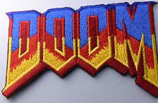 Doom Iron on Patch