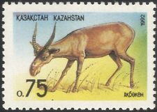 Kazakhstan 1992 Saiga/Antelope/Animals/Nature/Wildlife/Conservation 1v (n20851a)