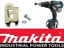 MAKITA BELT HOOK CLIP Drills Impact Driver 18V DK18015 X2  X1 HP457D TD127D
