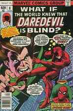 WHAT IF? #8 FINE 1977 (DAREDEVIL) MARVEL COMICS GROUP