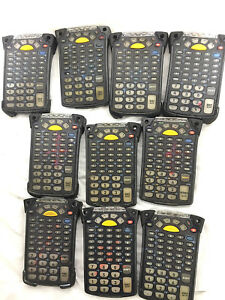 10 X SYMBOL MOTOROLA MC9090 Keypad 53 Key Standard 21-79512-01 Keyboard Bids-
