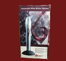 Automático De Vino Abridor de Botellas Ultimate productos Nuevo Y En Caja 2974