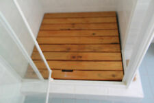 DISABLEMENT SHOWER PLATFORM FOR USE IN SHOWERS WITH TILED HOBBS