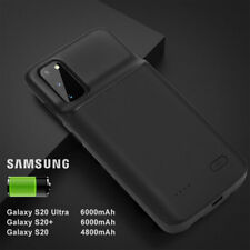 Charger Case Backup Power Bank Fast Charging For Samsung Galaxy S20 Plus 6.7Inch