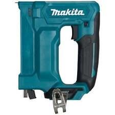 Makita ST113DZ 10.8v Cordless Stapler Bare Unit Cxt (slide batteries)