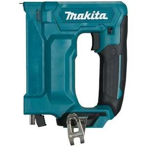 Makita 10.8v Stapler ST113DZ Cordless Stapler Bare Unit Cxt (slide batteries)