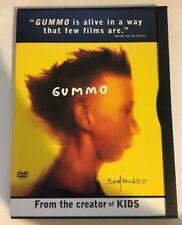 Gummo (DVD) Region 1 Harmony Korine Chloe Sevigny VG Shape VERY RARE OOP