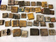 Lot of 40 Vintage Kodak lens Filters, Accessories (G8-7)