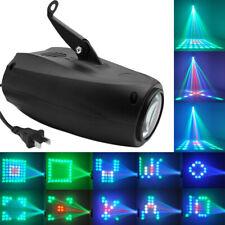 Black Music Active RGBW LED Lights Laser Stage Lighting Club Disco DJ Party Bar