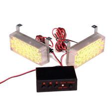 LED-MARTIN® Frontblitzer mit Vorschaltgerät in Orange