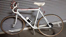 VINTAGE CANNONDALE ROAD/TRACK BICYCLE (CIRCA 1987)