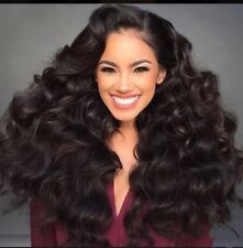8A 400g/4bundles Unprocessed Brazillian Loose Wave Human Hair 22,24,26,28inches