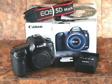 Canon EOS 5D Mark III Camera - Well Used