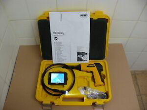 Rems CamScope 16mm Kamera-Endoskop mit Funktechnik