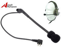 Z-Tactical Microphone for Comtac II Noise Reduction Headset Airsoft Military