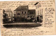 CPA  Pont -de-Beauvoisin (Isére) -Place de la République  (241546)