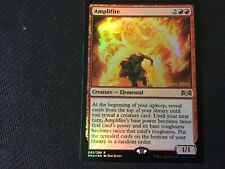 Amplifire Ravnica Allegiance FOIL Prerelease Promo MTG Red Elemental Magic Card