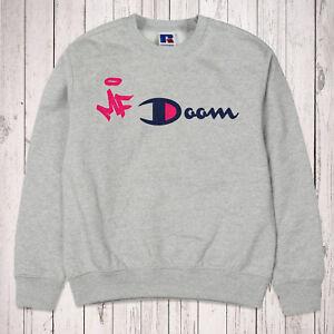 MF DOOM Sweatshirt - Supreme Hip Hop Streetwear sweater