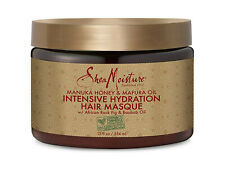 SheaMoisture Manuka Honey &Mafura Oil Intensive Hydration Treatment Masque