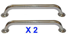 2X Main courante 505mm Tube de 25mm inox 316 ( Lot de 2 )