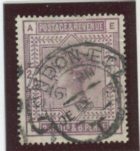 Great Britain - Victoria - Stamps Scott #96 Used,Fine-VF+ (X8284N)