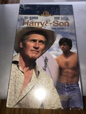 harry & son vhs MGM movie time