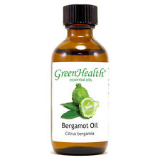 2 fl oz Bergamot Essential Oil (100% Pure & Natural) - GreenHealth