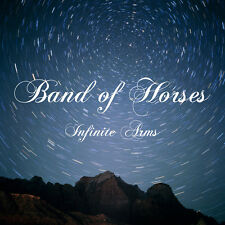 BAND OF HORSES Infinite Arms LP Box Set + CD & poster limited my morning jacket