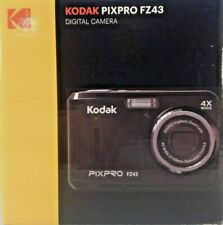 Kodak PIXPRO Friendly Zoom FZ53-RD 16MP Digital Camera with 5X Optical Zoom red