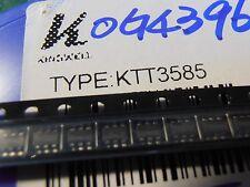 20PCS  KTT3585    N+P Channel Enhancement Mode Power MOSFET  TSOP6  KINGWELL