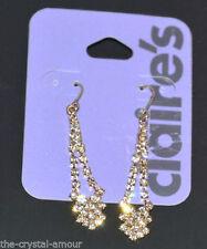 Acrylic Hook Stud Costume Earrings